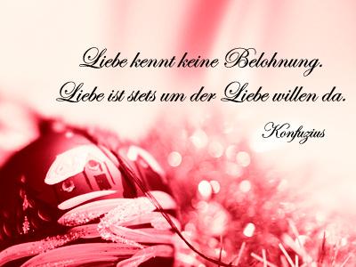 Weihnachtssprüche Dichter.Sprüche Liebe Kurze